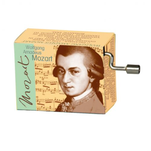 Muziekdoosje componisten Mozart kleine Nachtmusik