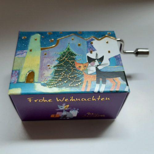 Muziekdoosje kerst Rosina Wachtmeister Bianchina